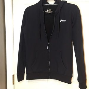 ASICS runners core system jacket.
